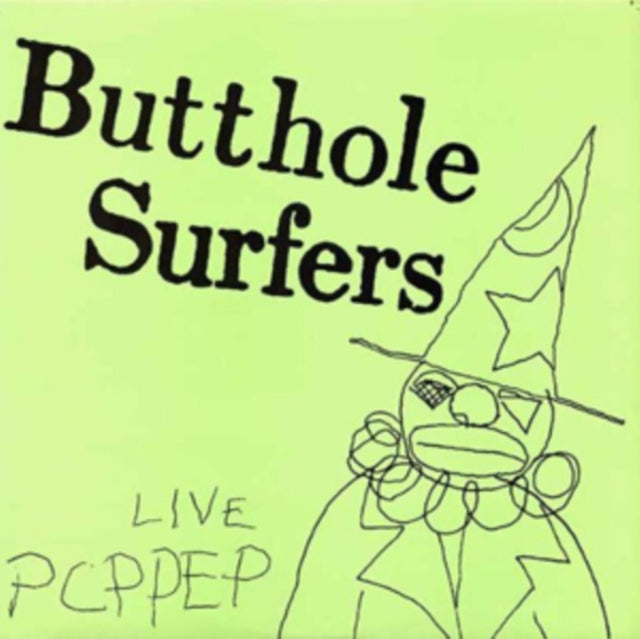 Butthole Surfers - Pcppep