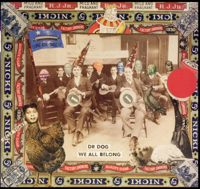 Dr. Dog - We All Belong
