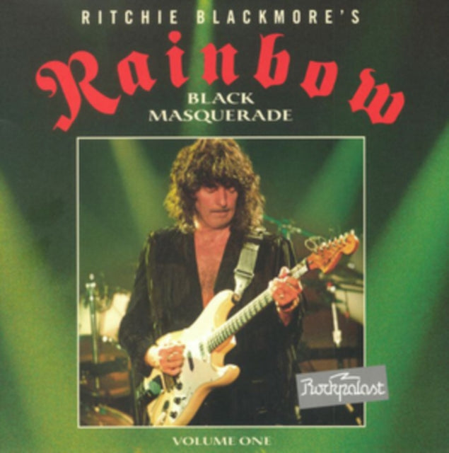 Ritchie Blackmore's Rainbow - Black Masquerade Volume One