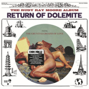 Rudy Ray Moore - Return Of Dolemite