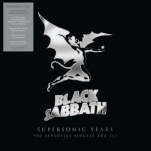 Black Sabbath - The Supersonic Years
