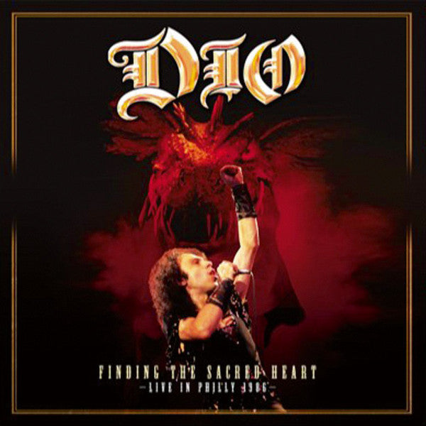 Dio - Finding The Sacred Heart Live In Philly 1986