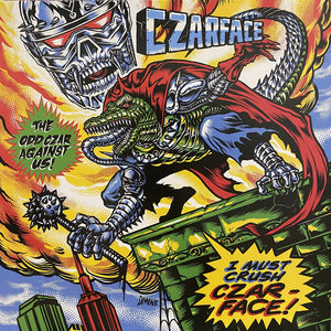 Czarface - The Odd Czar Against Us!