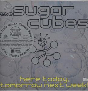The Sugarcubes - Here Today, Tomorrow Next Week!