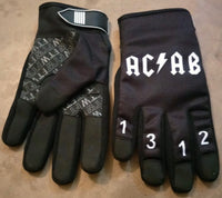 ACAB Riding Gloves