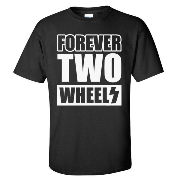 Forever Two Wheels Tee