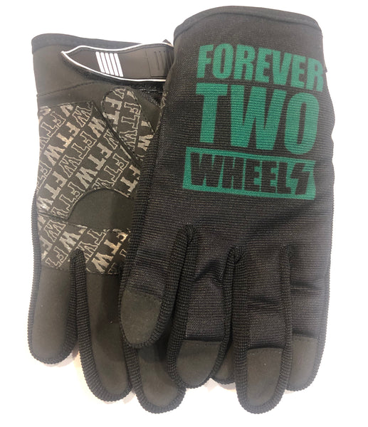 Forever Two Wheels Green