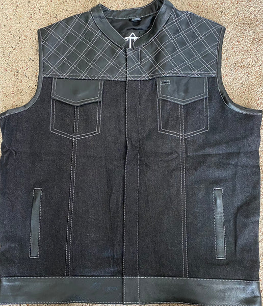 Double Diamond Hybrid Vest