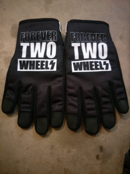 Forever Two Wheels Riding Gloves