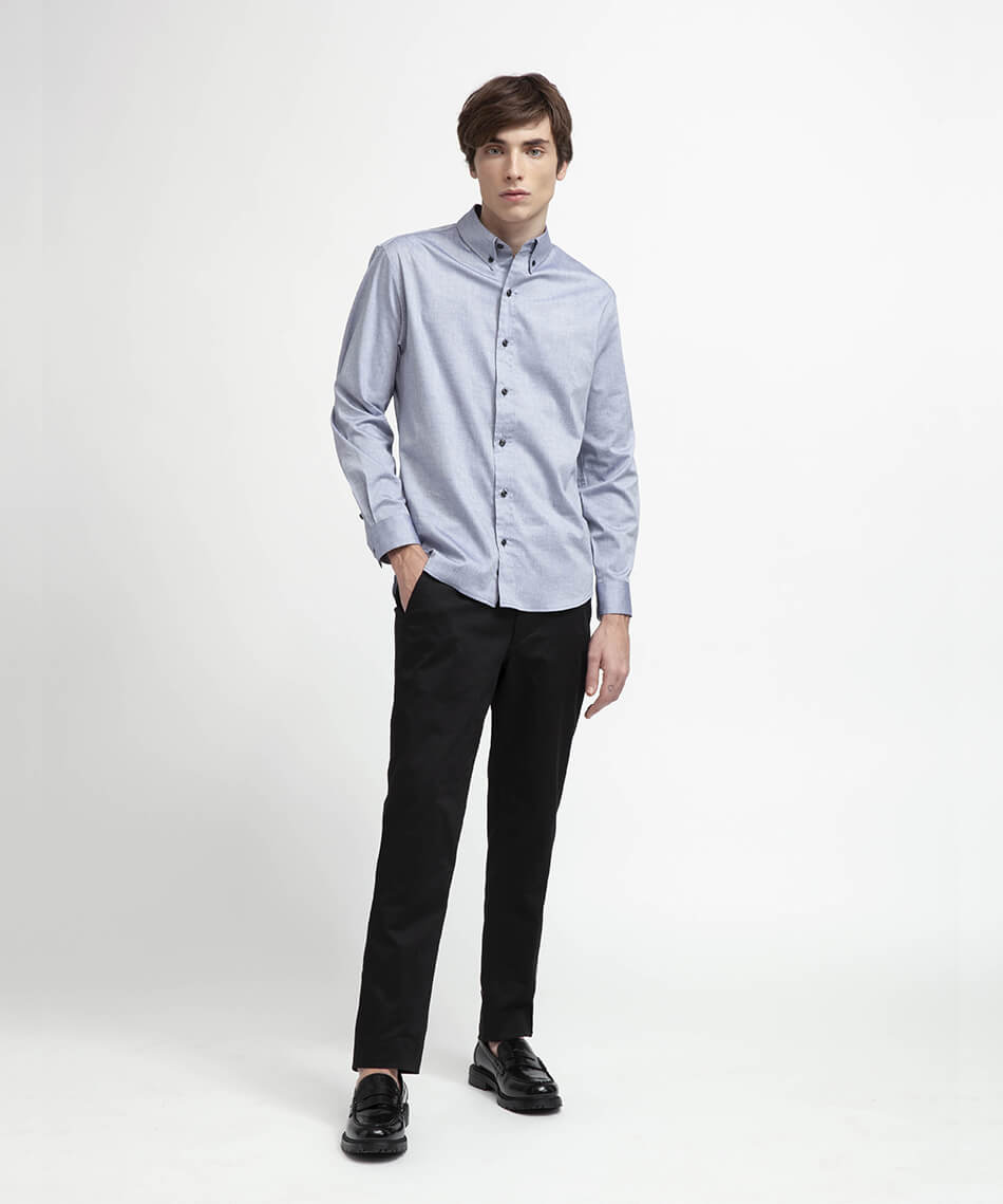 initialist chemise oxford
