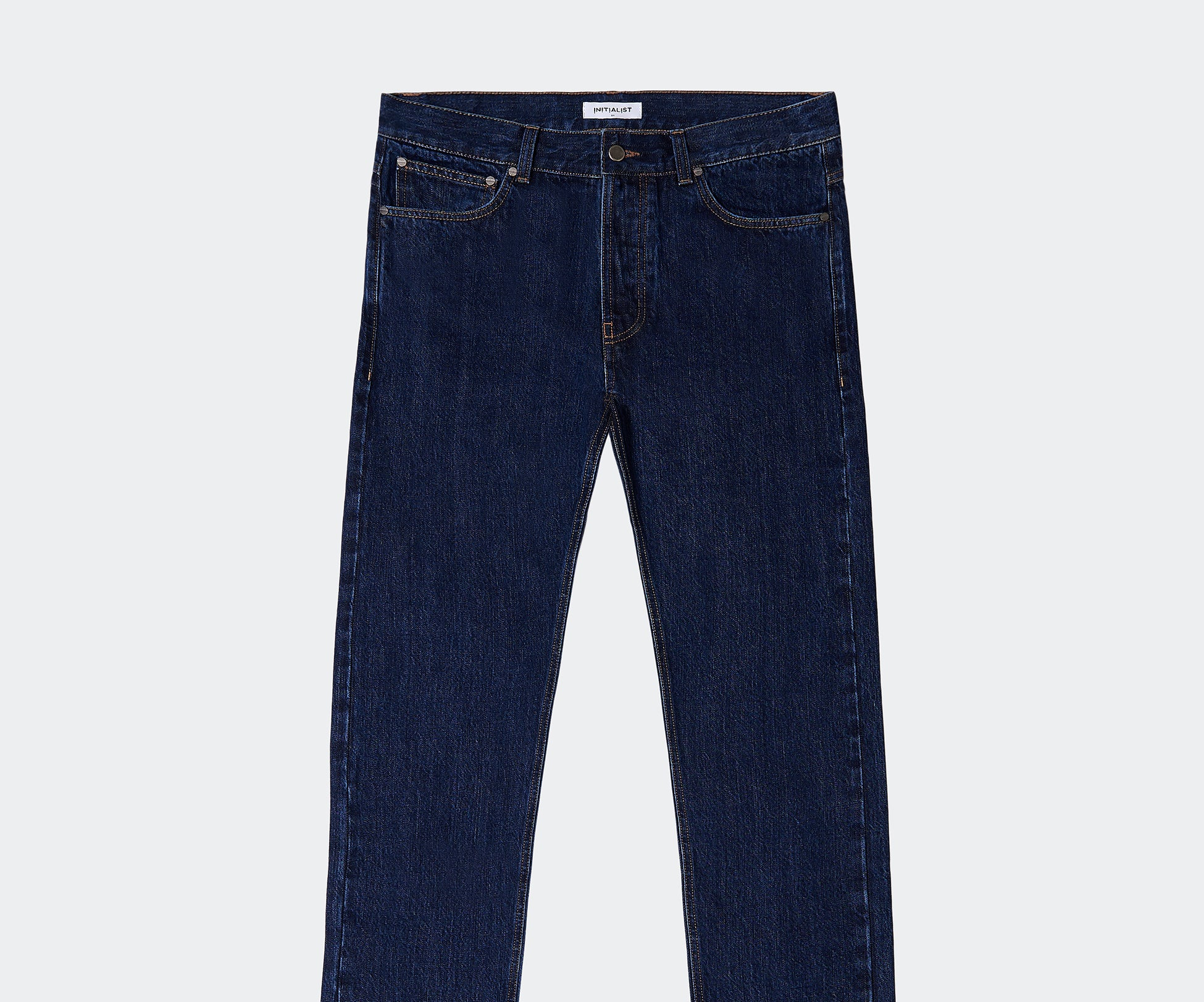 Jeans Selvedge ice raw