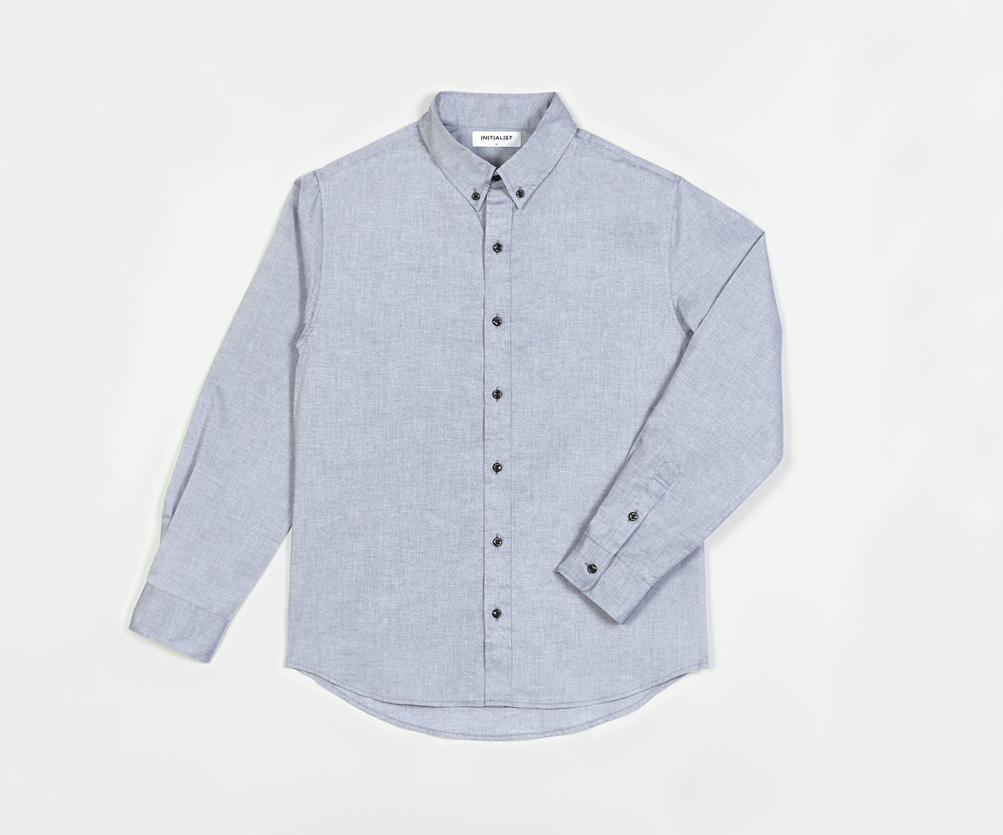 oxford shirt grey