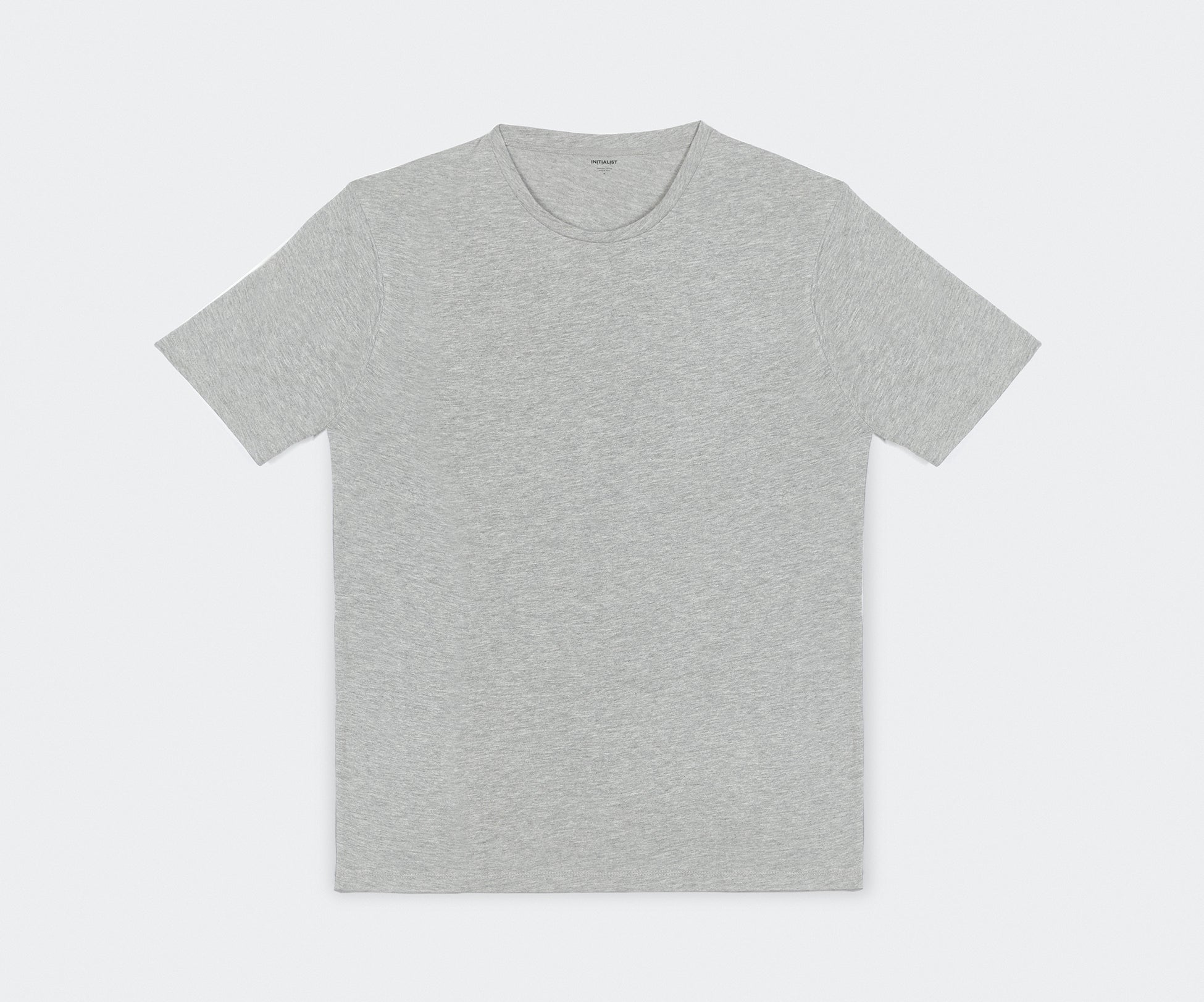 pima t-shirt grey