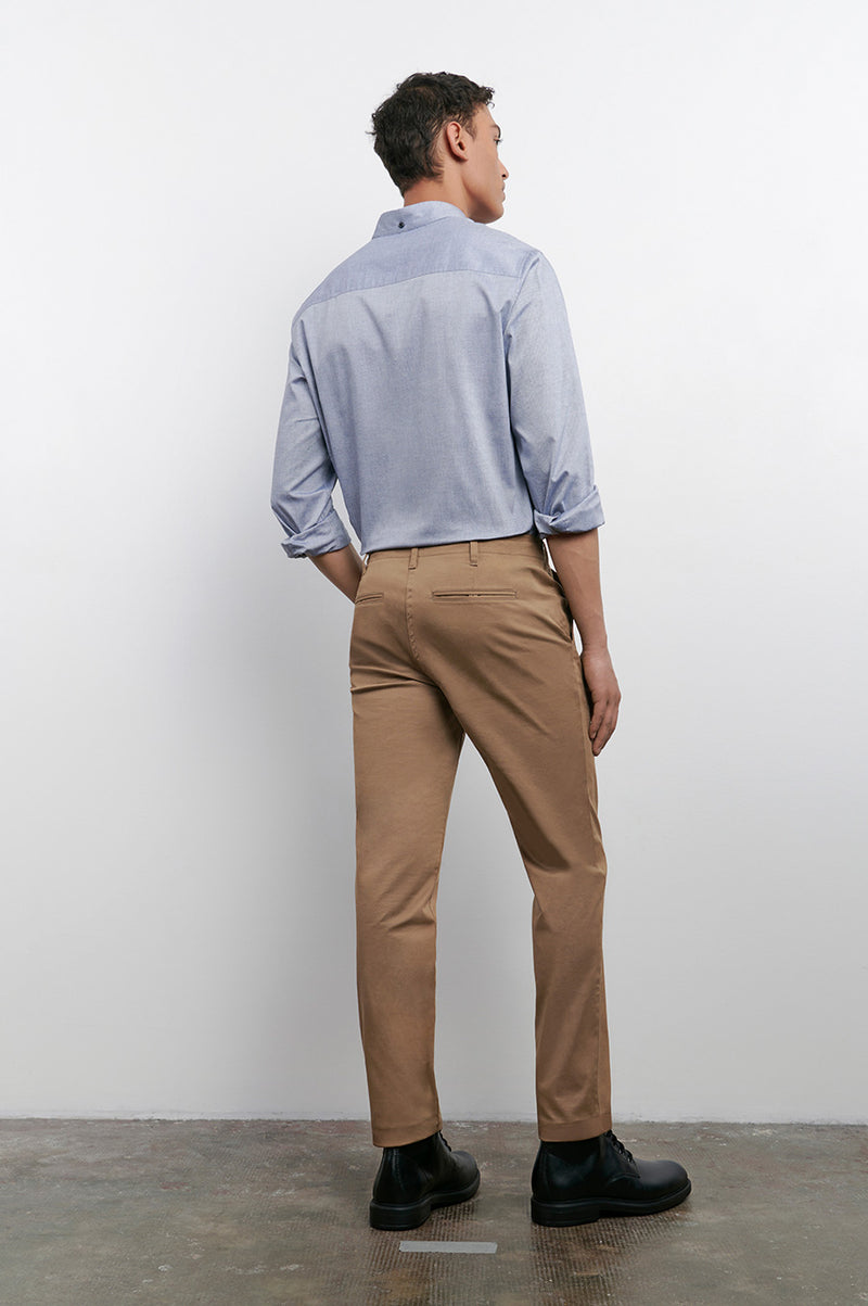 Chino Stretch Marron