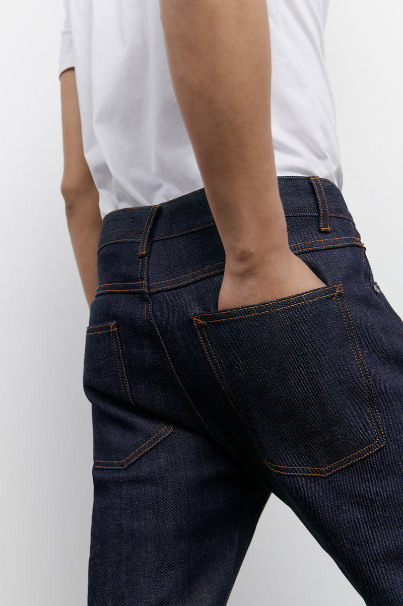 Jean Selvedge Brut Stretch