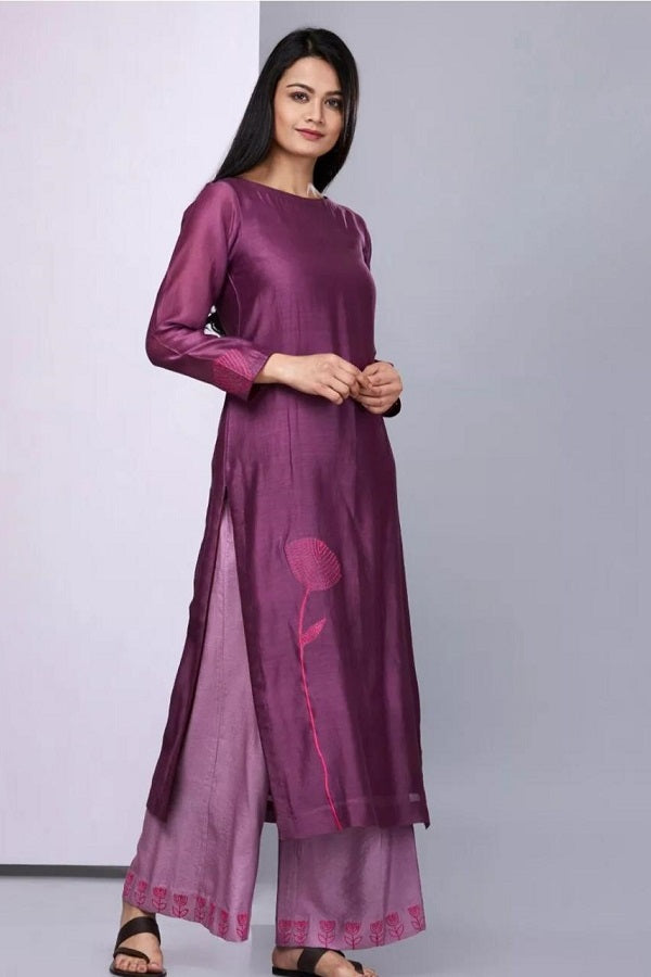Kurta Plazzo Set - Sherezade Boutique