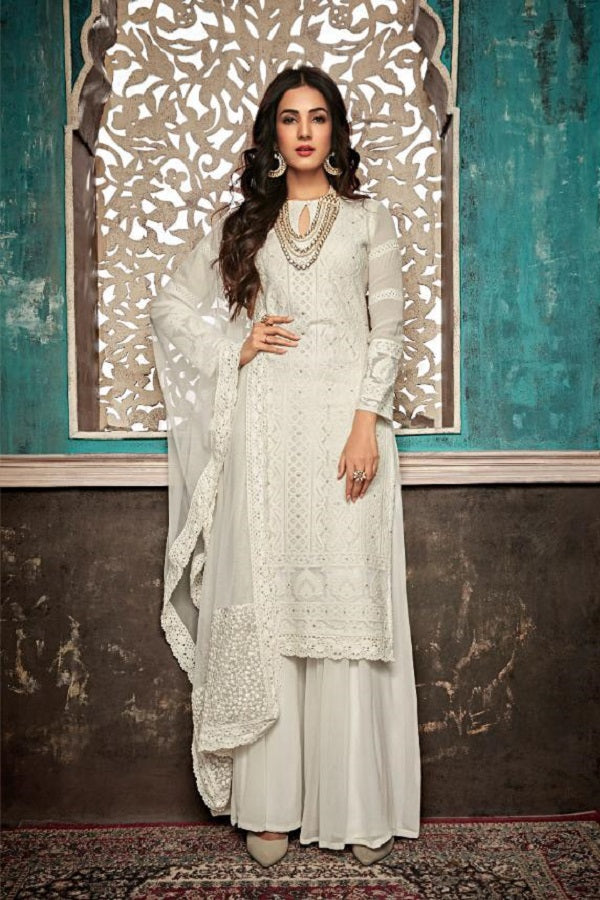 Pakistani Sharara Suit - Sherezade Boutique