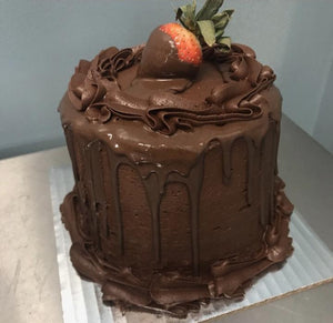 Signature Cake | Chocolate Strawberry | Made WITHOUT Gluten