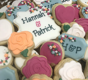 Sugar Cookies (Mini Party Plate)