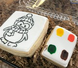 Paint Your Own Custom Sugar Cookie Sets