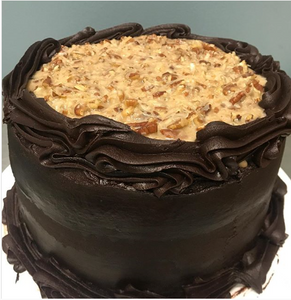 Signature Cake | German Chocolate | Made WITHOUT Gluten