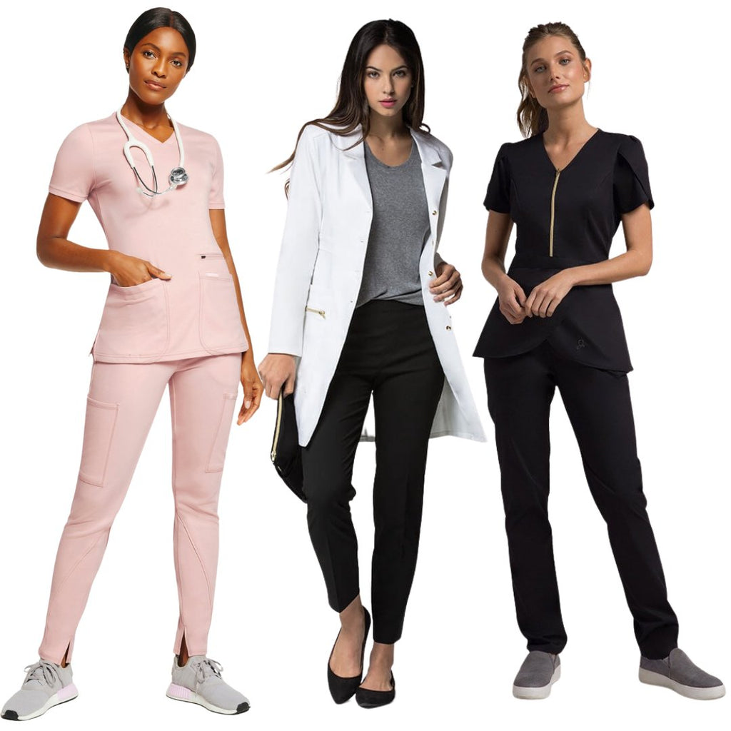 Jaanuu Women's Scrubs  | scrub-supply.com