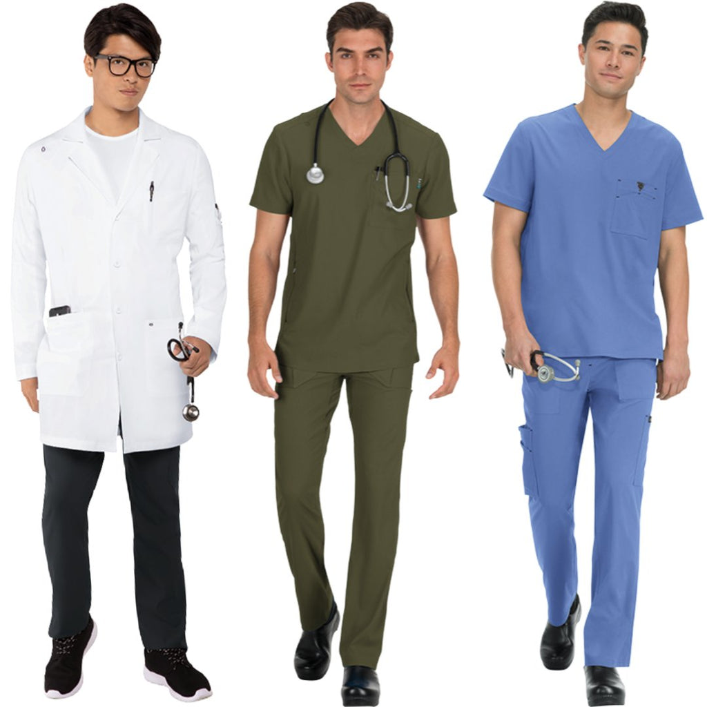 Koi Men's Scrub Sets | scrub-supply.com