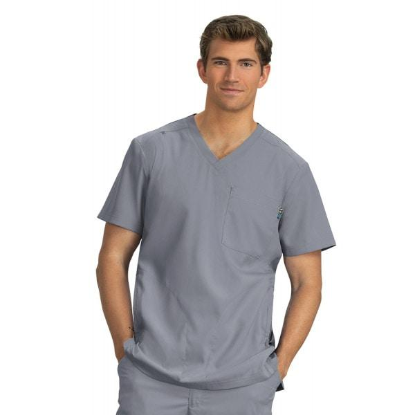 Koi Men's Scrub Tops | scrub-supply.com