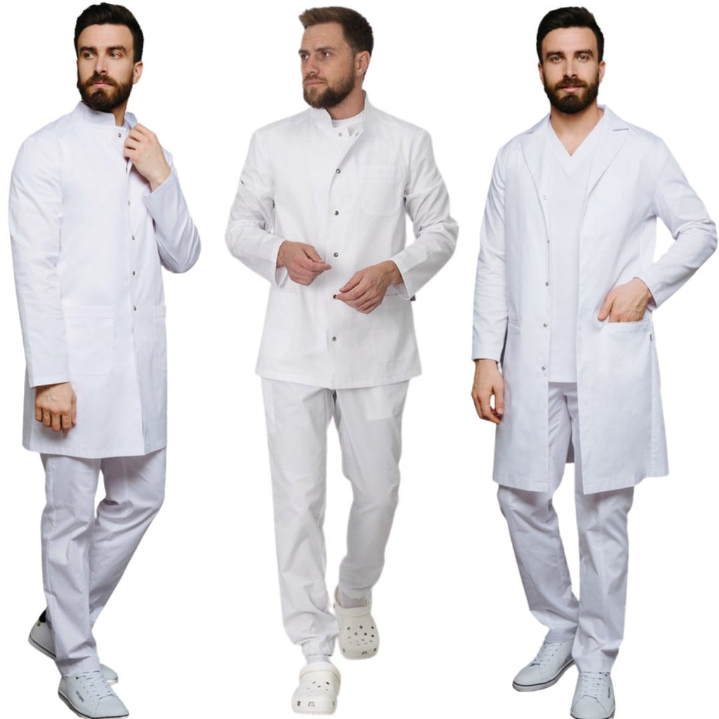 Treat in Style Men's Labcoats