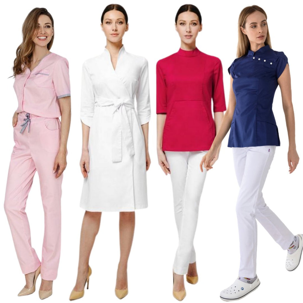 Treat in Style Womens Scrubs