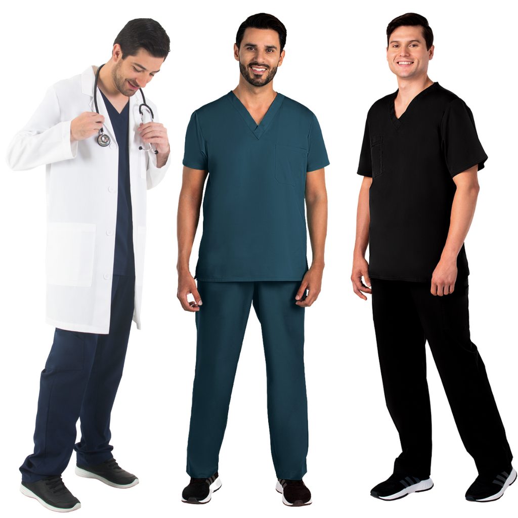 Life Threads Men's Scrub Sets | scrub-supply.com