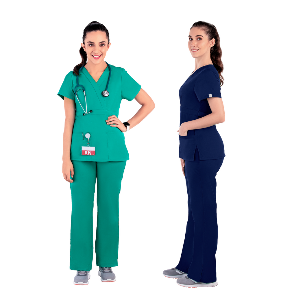 Life Threads Women's Classic Scrub Sets  | scrub-supply.com