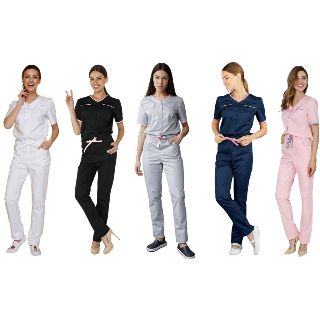 Treat in Style Medical Jumpsuits | scrub-supply.com
