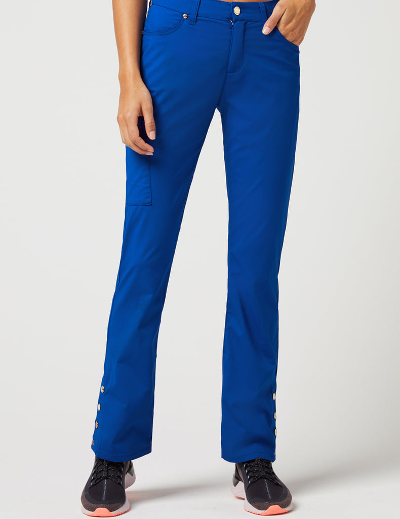 Jaanuu | Bootcut Pant - Royal Blue - 1