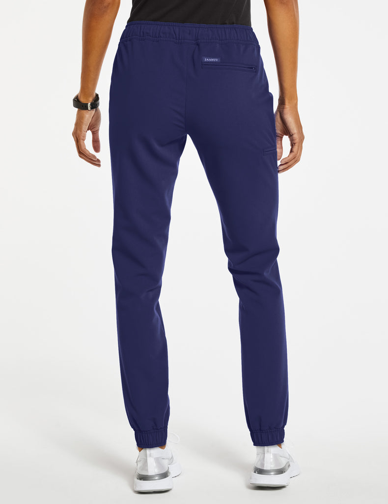 Jaanuu | Women's Essential 5-Pocket Jogger - Navy - 4