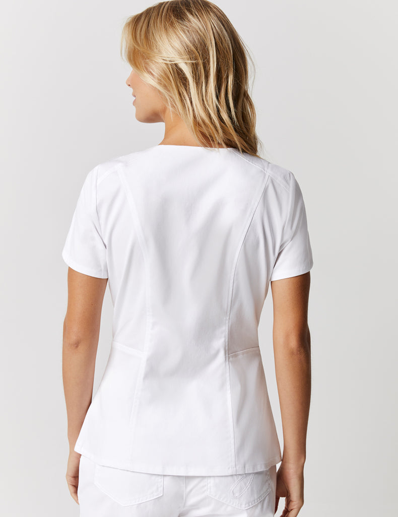 Jaanuu | Biker Top - White - 4