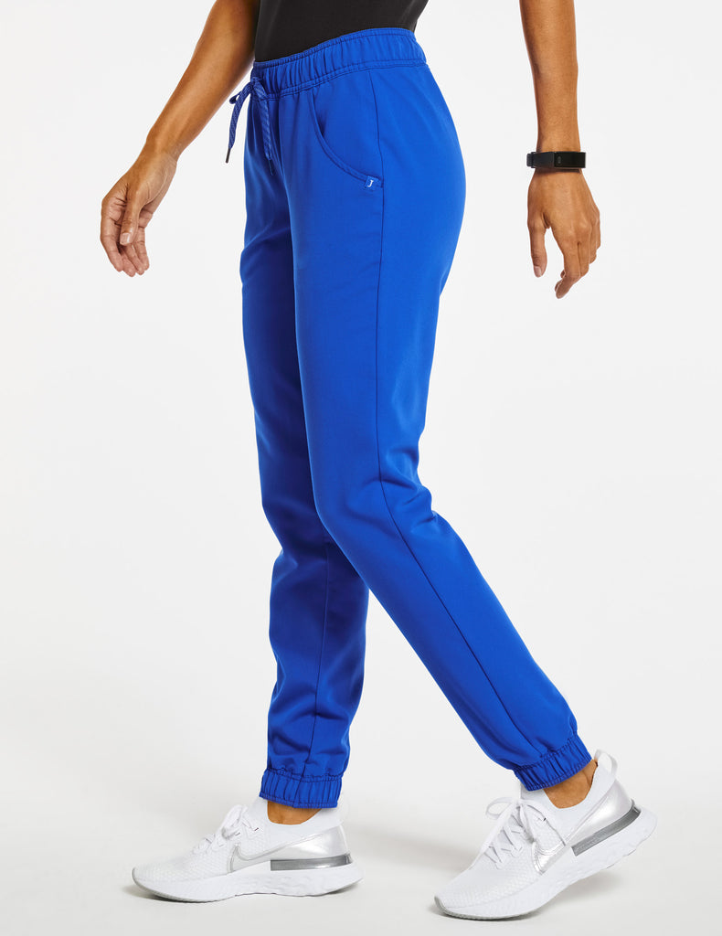 Jaanuu | Women's Essential 5-Pocket Jogger - Royal Blue - 3