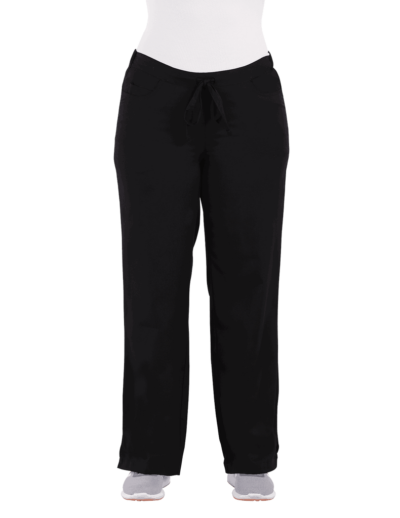 Life Threads | Women's Classic Pant - Black - 1