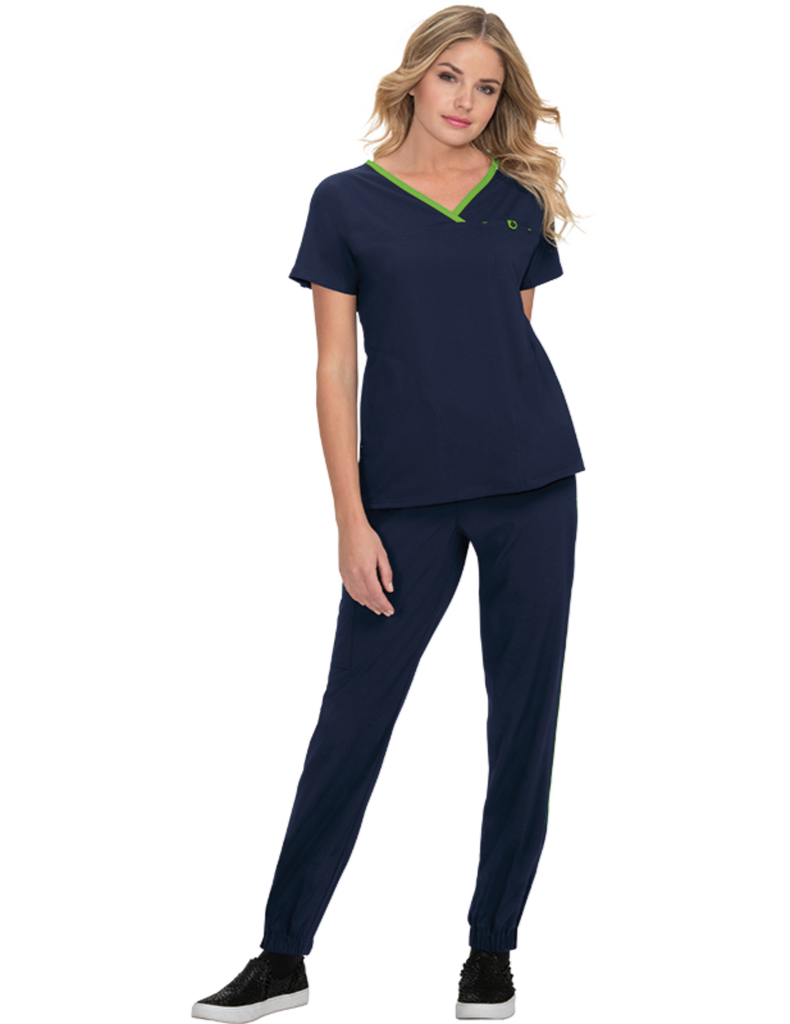 Koi | Janet Top - Navy