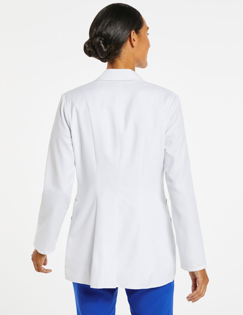 Jaanuu | Women's Student Lab Coat - White - 4