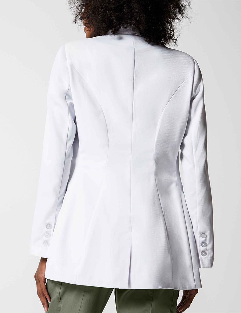 Madison Student Lab Coat - White