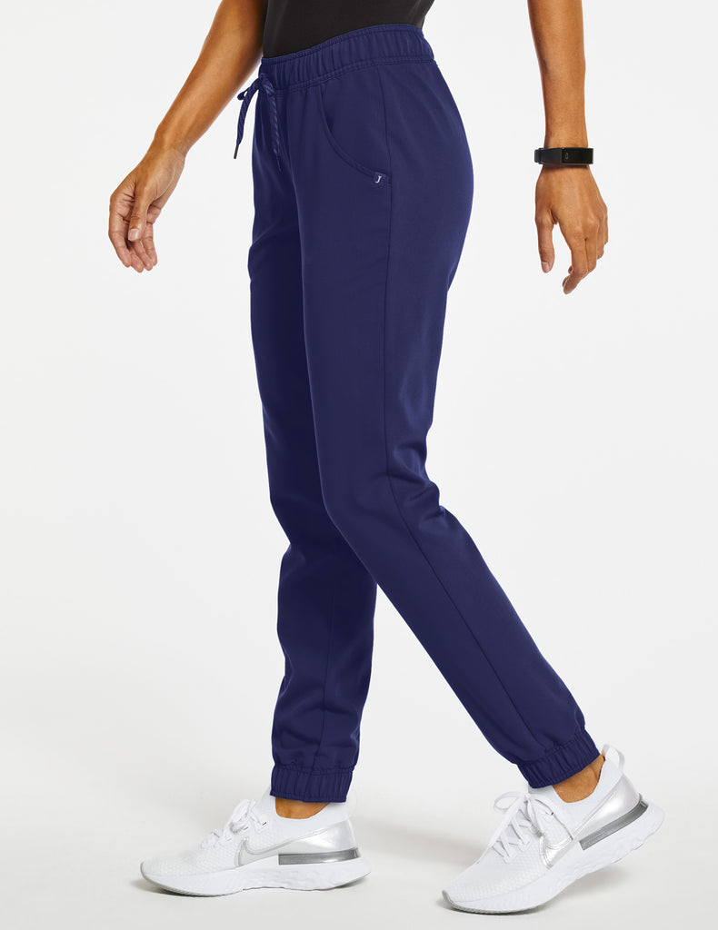 Jaanuu | Women's Essential 5-Pocket Jogger - Navy - 3