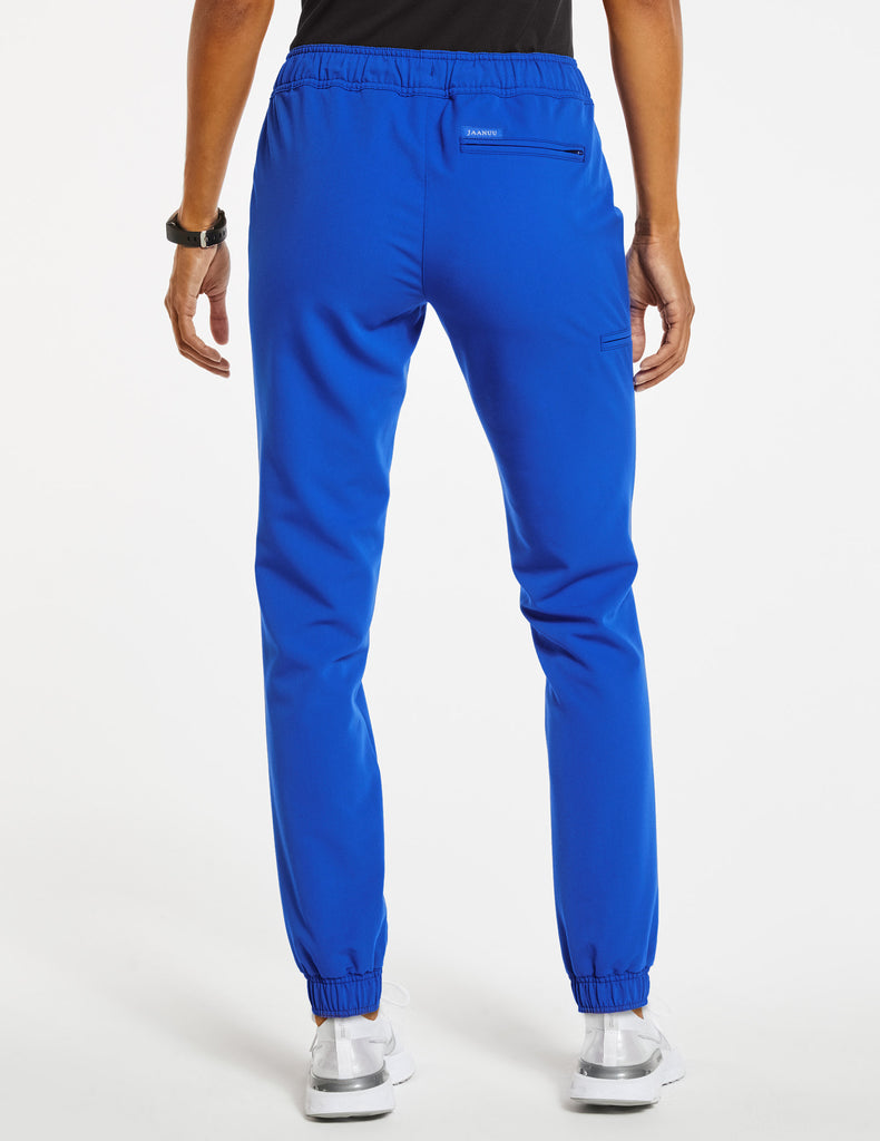 Jaanuu | Women's Essential 5-Pocket Jogger - Royal Blue - 4