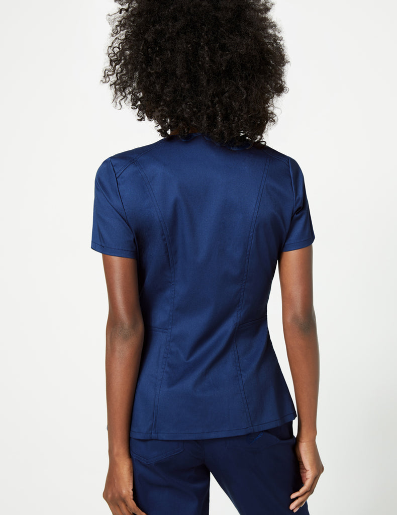 Jaanuu | Biker Top - Estate Navy Blue - 3