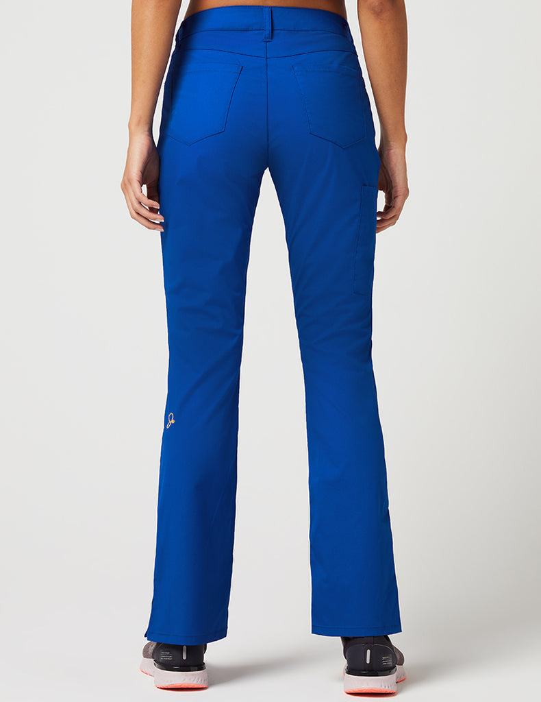 Jaanuu | Bootcut Pant - Royal Blue - 4