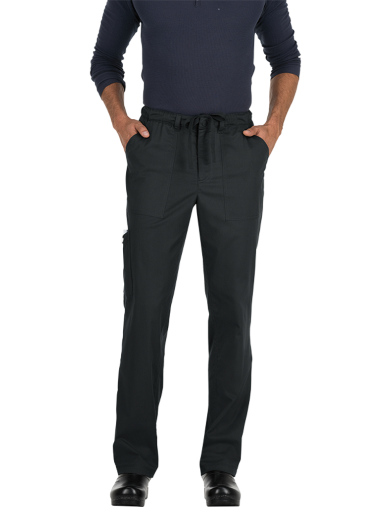 Koi | Stretch Ryan Pant - Black