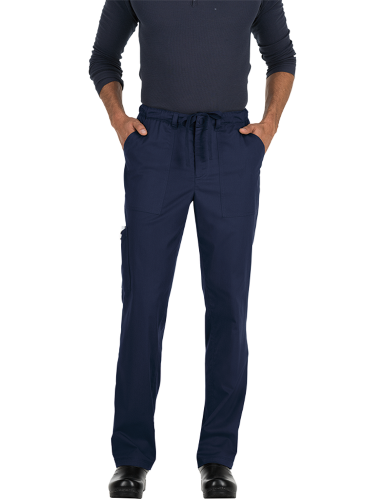 Koi | Stretch Ryan Pant - Navy