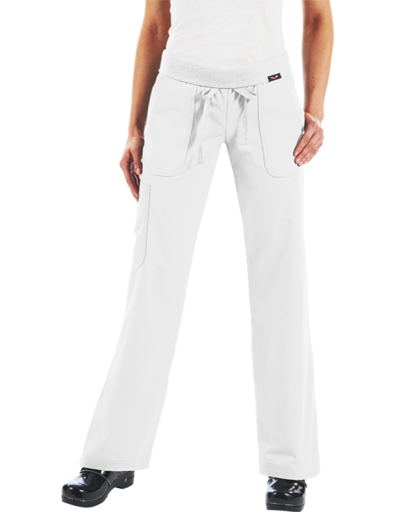 Koi | Morgan Pant - White