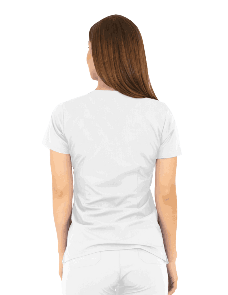Life Threads | Women's Ergo 2.0 Utility Top - White - 4