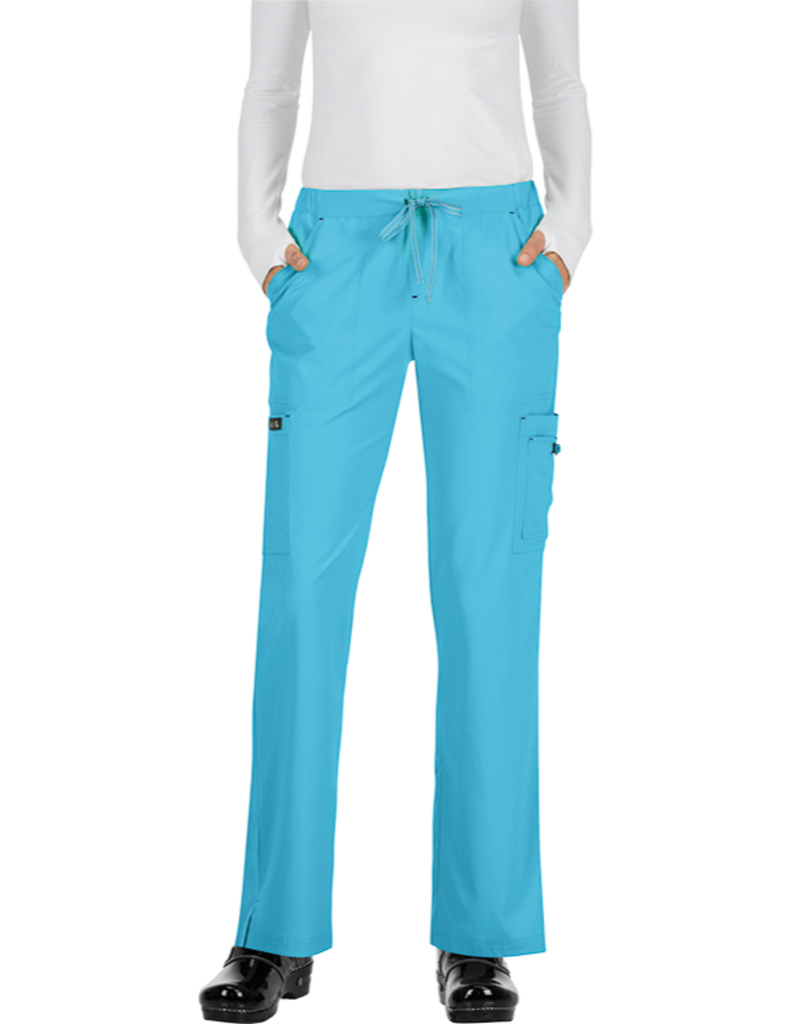Koi | Holly Pant - Electric Blue